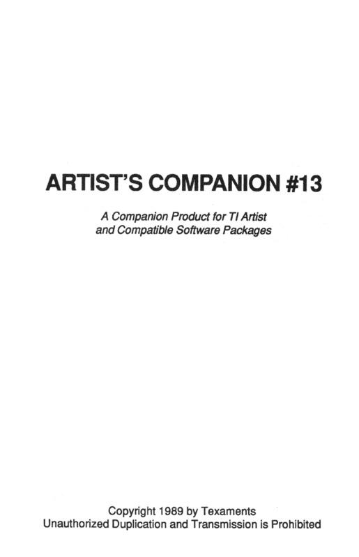Artists Companion #13.pdf