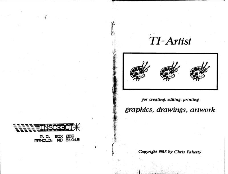 TI Artist manual.pdf