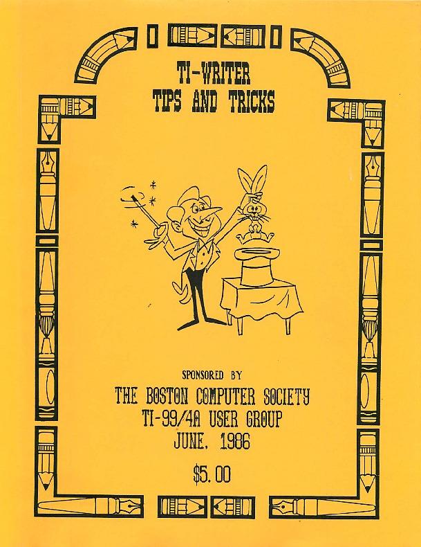 TI-Writer Tips And Tricks - Orange Cover.pdf