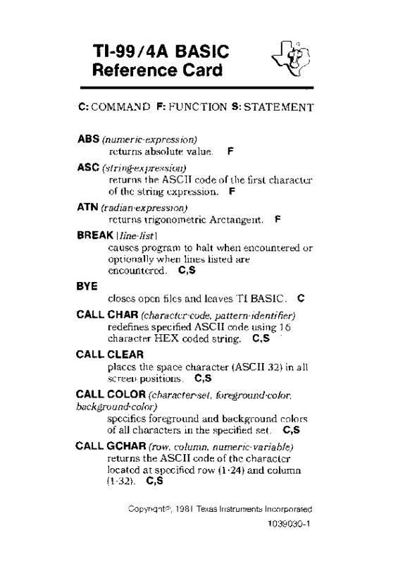 TI 99-4A BASIC Reference Card.pdf