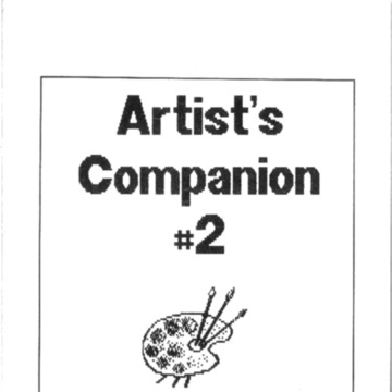Artists Companion #2.pdf