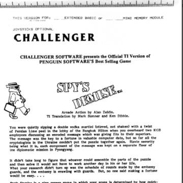 Spys Demise (Challenger Software) (1).pdf