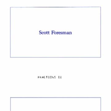 Fractions II (Scott Foresman).pdf