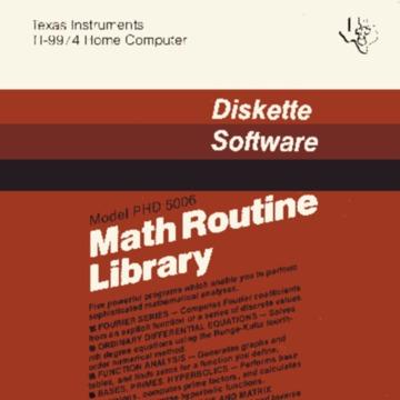 Math Routine LIbrary.pdf