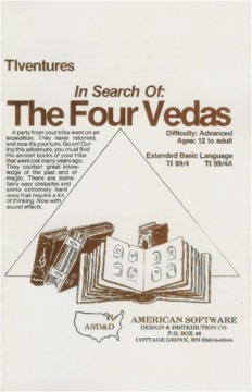 TIVentures - In Search of the Four Vedas.pdf